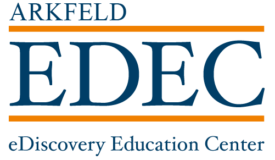 eDiscovery Education Center